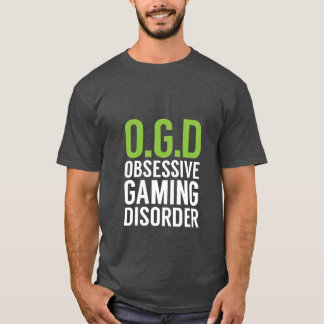 Lustiger Gamers-T - Shirt für SpielGeeks