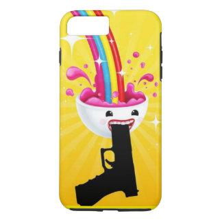 lustiger iPhone 7 Fall iPhone 8 Plus/7 Plus Hülle