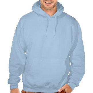 Lustiger Rotwild-Jäger Kapuzensweater