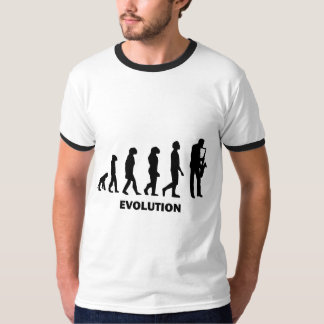 lustiger Saxophonspieler Hemden