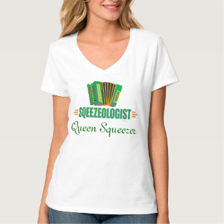 Lustiges Akkordeon T-Shirt