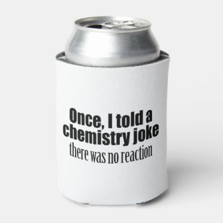 Lustiges Chemie-Lehrer-Zitat - keine Reaktion