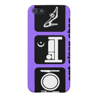 lustiges Einkaufen iPhone 5 Cover