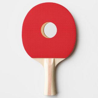 Lustiges Fake-Loch u. Fake-Zacken heraus Tischtennis Schläger