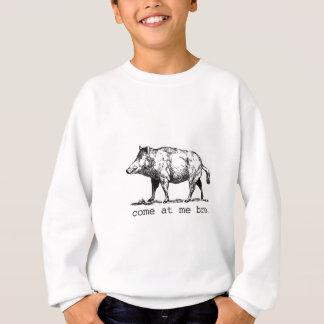 Lustiges gekommen an mir Bro Warthog T - Shirt