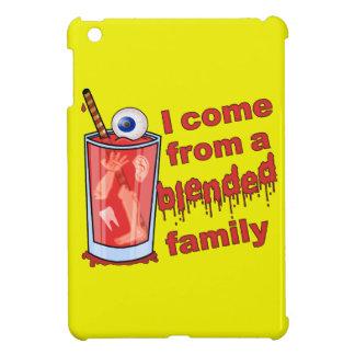 Lustiges gemischtes Familien-Wortspiel Hüllen Für iPad Mini