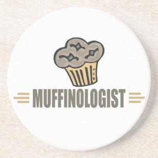 Lustiges Muffin Sandstein Untersetzer