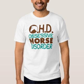 Lustiges Pferd T-Shirt