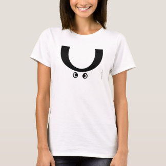 Lustiges Rotwild-Gesicht T-Shirt