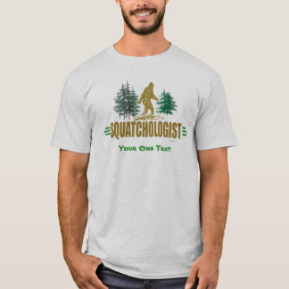 Lustiges Sasquatching, Sasquatch Jäger T-Shirt