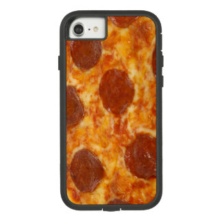 Lustiges schmieriges Pizza-Foto Case-Mate Tough Extreme iPhone 7 Hülle 1