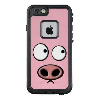 Lustiges Schwein LifeProof FRÄ' iPhone 6/6s Hülle