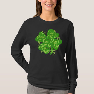 Lustiges St. Patricks Day T-Shirt