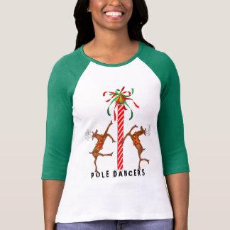 Lustiges Weihnachtskleid T-Shirt