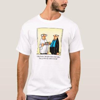 Lustiges zahnmedizinisches medizinisches T-Shirt