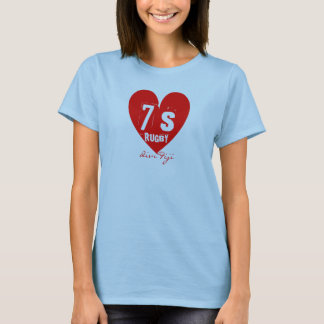 Luv 7 Rugby T-Shirt