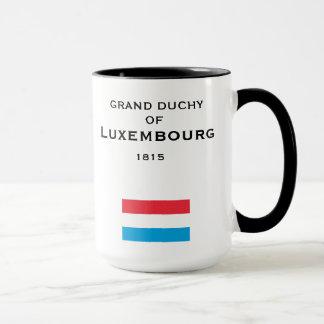 Luxemburg-Tasse Tasse