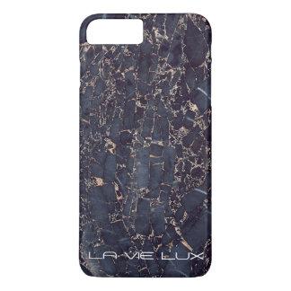 LVL - Goldbeschaffenheits-Marmor iPhone 7 Plus Hülle
