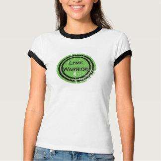 Lyme Krieger, Biss-Rückseite T-Shirt