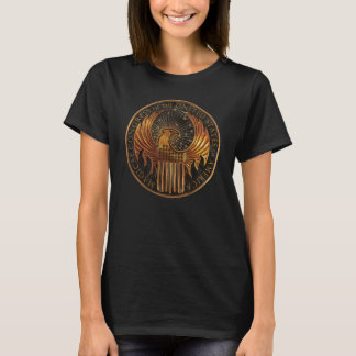 M.A.C.U.S.A. Medaillon T-Shirt