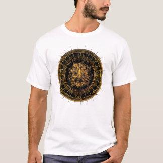 M.A.C.U.S.A. Multi-Gesichtige Skala T-Shirt