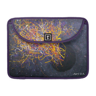 Macbook Prohülse, Raum, abstrakte Kunst, Sleeves Für MacBooks