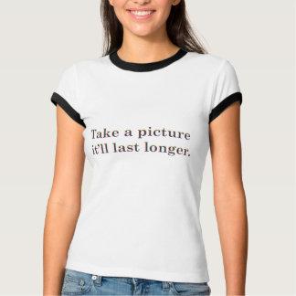 Machen Sie ein Foto T-Shirt
