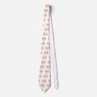 Machen Sie Krapfen Bedruckte Krawatte