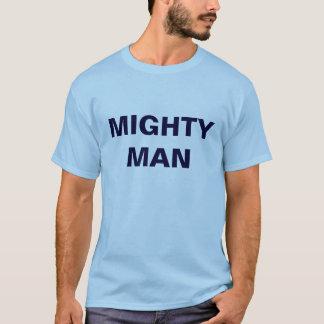 MÄCHTIGES MANN-T-SHIRT T-Shirt