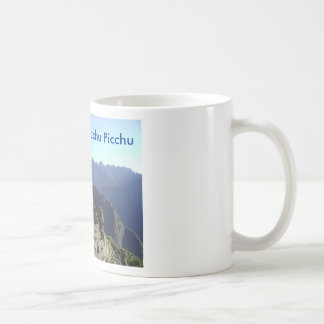 Machu Picchu Schale Tasse
