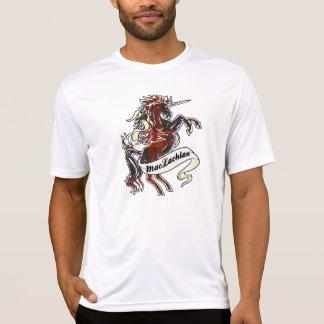MacLachlan Tartan-Einhorn T-Shirt