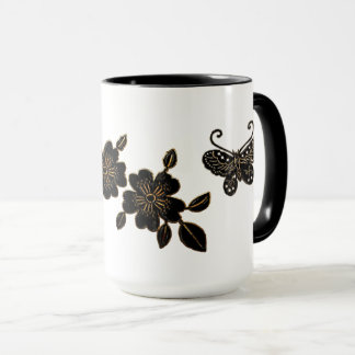 Madame Butterfly Tasse