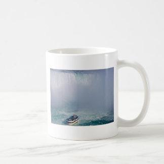 Mädchen des Nebel-Regenbogens Niagara Falls, Kaffeetasse