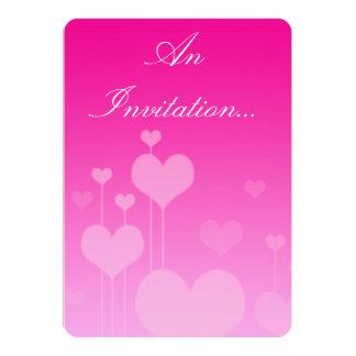 Mädchen-Geburtstags-Party laden ein Personalisierte Einladungskarten