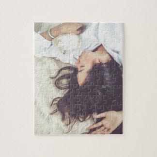 Mädchen Puzzle