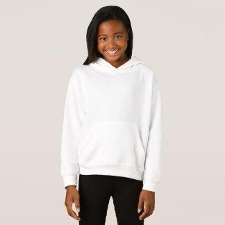 Mädchen-Sweatshirt Hoodie
