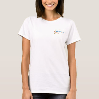 Mädchen-Wellness-Center-t T-Shirt