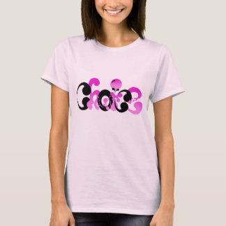 Mädchenwasser-Umbaut-stück T-Shirt