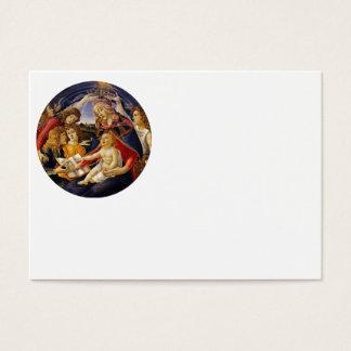 Madonna Del Magnificat Visitenkarte