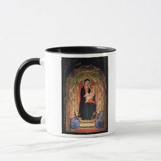 Madonna und Kind, 1347 Tasse