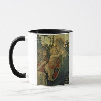 Madonna und Kind mit Johannes der Baptist (Öl O Tasse