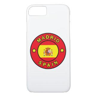 Madrid Spanien iPhone 8/7 Hülle