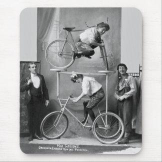 Mae Gordons ursprünglicher geisteskranker Mousepad