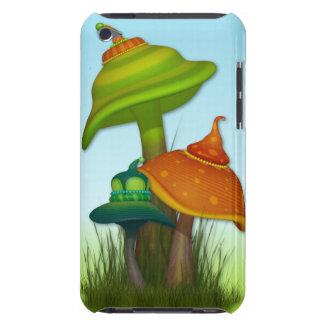 Magische Pilze iPod Touch Hülle
