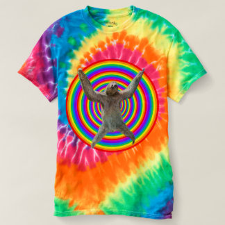 Magische Regenbogen-Trägheit T-shirt