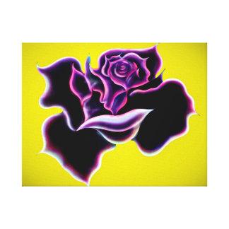 Magische Rosen 7 Leinwanddruck