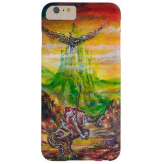 MAGISCHES DUELL ZWISCHEN BRADAMANT UND NEGROMANCER BARELY THERE iPhone 6 PLUS HÜLLE