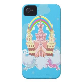 Magisches Schloss mit niedlicher iPhone 4 Case-Mate Hülle