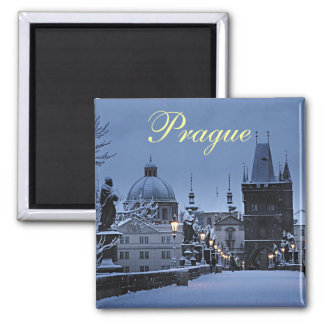 Magnet Prags Prag Quadratischer Magnet
