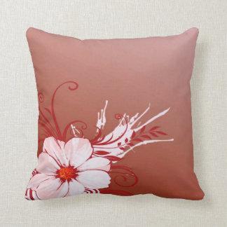 Magnolien-Blume Kissen